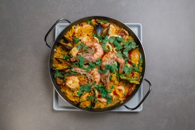 How to make your own paella at home